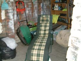 garden reciliner chair for sale