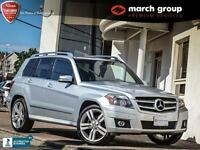 2011 Mercedes-Benz GLK350 4MATIC with Premium Package