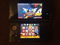 Nintendo 3DS + 4 Games