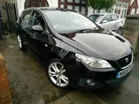 Seat Ibiza Sport 84 5 Door Black 1.4