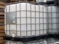 tank IBC portable 1000 litre