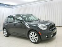 2011 MINI Cooper COUNTRYMAN ALL4 5DR HATCH 4PASS w/ LEATHER INTE