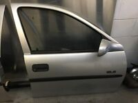 Vauxhall Corsa B Drivers Front Foor (5 door model) in silver
