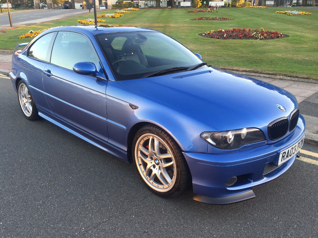 2003 bmw 330ci e46 m clubsport coupe automatic very good. Black Bedroom Furniture Sets. Home Design Ideas