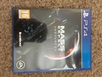 Mass effect for ps4 *swap*