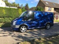 57 FORD TRANSIT SPORT ST GENUINE 2.2 130 PS NEEDS TLC DRIVES MINT