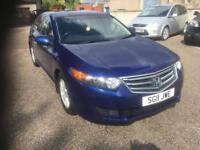 2011 Honda accord es 2.2 d-tec 4 door. (DIESEL)