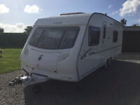 ACE JUBILEE VISCOUNT FIXED BED 4 BERTH