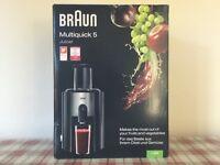 Braun J300 Multiquick5 Juicer