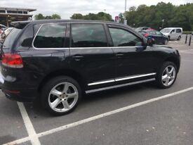 VW Touareg Altitude 3.0 V6
