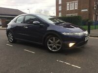 HONDA CIVIC AUTOMATIC LOW MILES FULLY LOADED