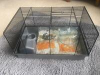 Small Wire Hamster Cage UNUSED!