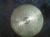 Vintage Paiste, Sound creation series. 20 inch ride