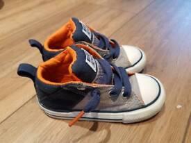 Boys shoes bundle size 7 and 8 infant