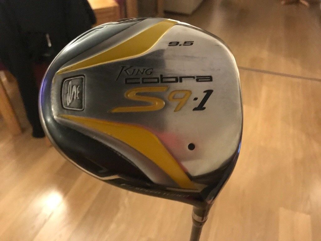 King Cobra S9.1 Golf Driver