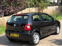 Volkswagen polo 1.2 2003 low mileage 12 month mot