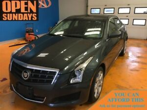 2014 Cadillac ATS 2.0L Turbo AWD! HUGE SUNROOF!