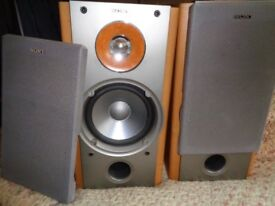 Sony Speakers, Beach Effect.....