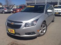 2012 Chevrolet Cruze LTZ LEATHER PUSH BUTTON START