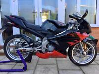 2008 aprilia RS50
