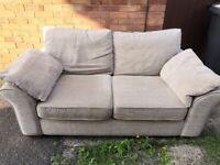 two seater sofa NEXT