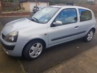 2002 Renault Clio 1.4 Petrol 16v AUTOMATIC- Service History