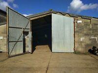 Storage or Agricultural Building for Rent