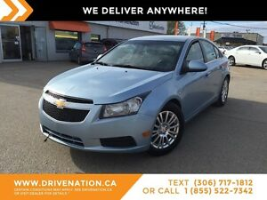 2011 Chevrolet Cruze ECO ECO! AUX! FUN TO CRUISE IN!