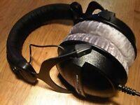 Beyerdynamic DT770 Pro Studio monitor Headphones 250 Ohm professional