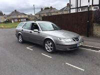 Saab 9-5 Linear Tid 2.2Ltr DIesel turbo Estate - 12 Months MOT- Lovely car and great to drive