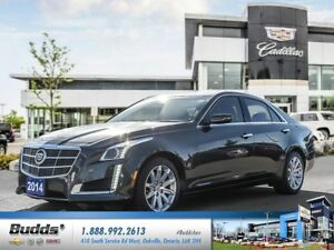 2014 Cadillac CTS 2.0L Turbo Luxury SAFETY AND RECONDITIONED
