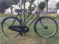 1930's Vintage Raleigh Bike - Rare