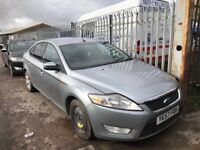 Ford Mondeo Diesel 2008 year - SPARE PARTS AVAILABLE