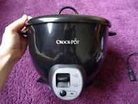 Large Rice Cooker - Crock Pot 2.2L