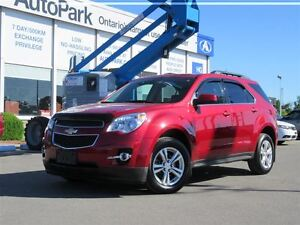 2014 Chevrolet Equinox 1LT|B.up Camera|Heated Seats|Alloys|Bluet