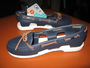 WOMENS CROCS - Beach Line Boat Shoe Style (size 8) -  GREAT DEAL St. John's Newfoundland image 3