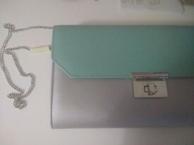Large New Look clutch bag