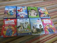 Kids movies and TV shows DVD @ £1