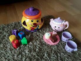 Baby musical interactive toys