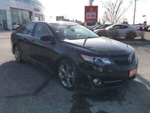 2013 Toyota Camry SE V6 PREMIUM PACKAGE - ONE OWNER / NO ACCIDEN