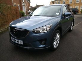 Mazda CX-5 Sport Nav Petrol, Very low miles, 1 owner from new