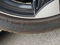"VW T5 T6 Wheels and Tyres 19"" - SWAP/TRADE"