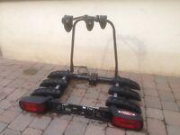 3 bike tow bar carrier