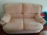 £50 TWO SEAT SOFA !!!!!!!!!!!!!!!!!
