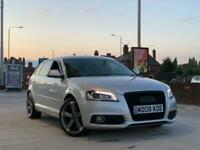 Audi A3 2.0tdi S Line Facelift Remapped DRL