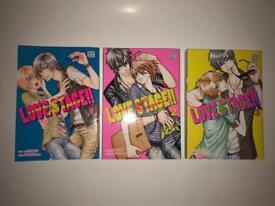 Love stage BL manga.
