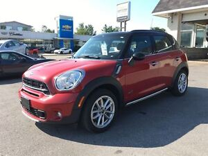2015 MINI Cooper Countryman Cooper S AWD