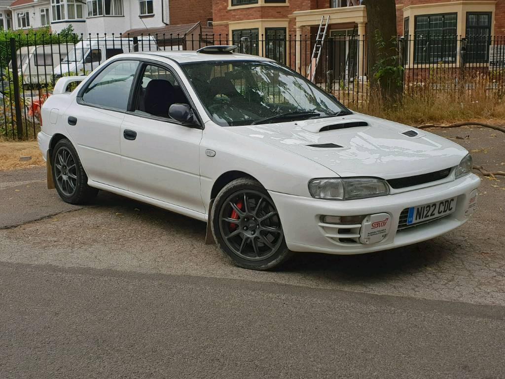 Subaru Impreza Wrx Sti Type Ra Genuine