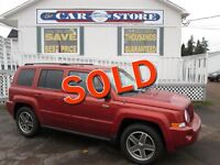 2010 Jeep Patriot NORTH EDITION 4X4 AIR!! ALLOYS!! CRUISE!! PW P
