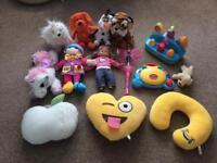 Bundle of kids toys